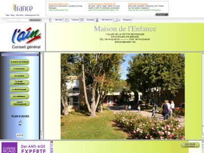 Maison Departementale De Lenfance De Bourg En Bresse Bourg En Bresse France