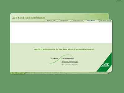www aokklinik baden baden de